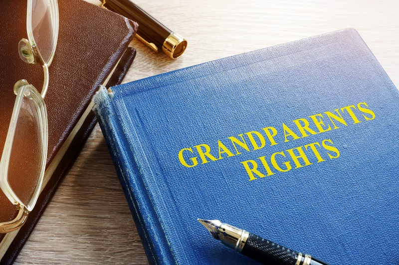 Grandparents Rights Are Important To A Continuing Relationship With Grandchildren