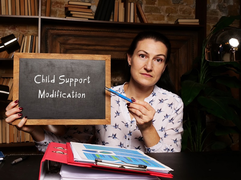 Child Support Modification Needs A Lawyer To Help Guide You Through The Process